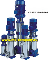 вертикальные многоступенчатые насосы Lowara - SV eSV