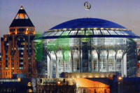 Московский дом музыки на Павелецкой