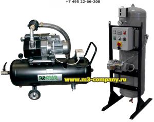 комплектные вакуумные системы PVR CS CD CT CTV GC GV