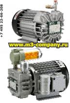пластинчато-роторные сухие вакуумные насосы PVR VS