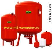 мембранные расширительные баки для систем отопления (охлаждения)