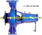 процессные консольные насосы Vogel Pumpen повышенной производительности с усиленным подшипниковым узлом