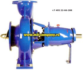 cnx cax консольные насосы Vogel Pumpen