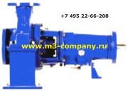 процессные консольные одноступенчатые насосы Vogel Pumpen PN 25