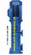 вертикальные многоступенчатые насосы Vogel Pumpen MPB MPV