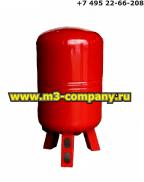 мембранные расширительные баки для систем горячего водоснабжения ГВС